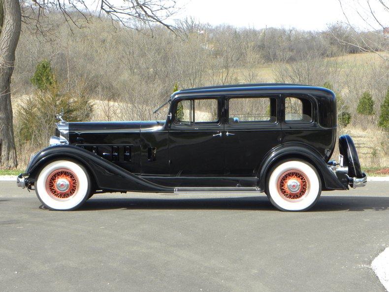 1934 Packard 1100 20