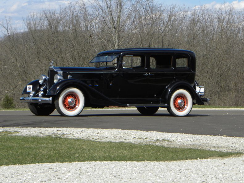 1934 Packard 1100 22