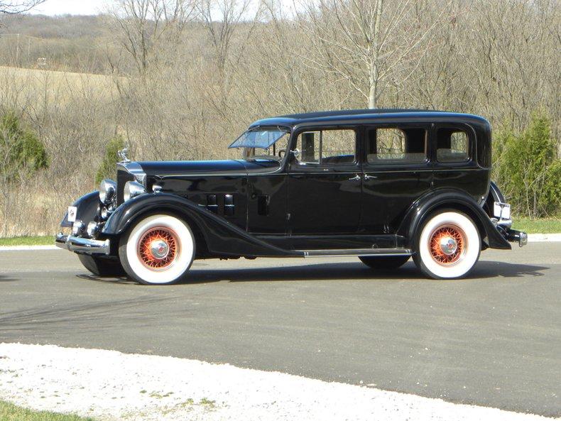 1934 Packard 1100 21