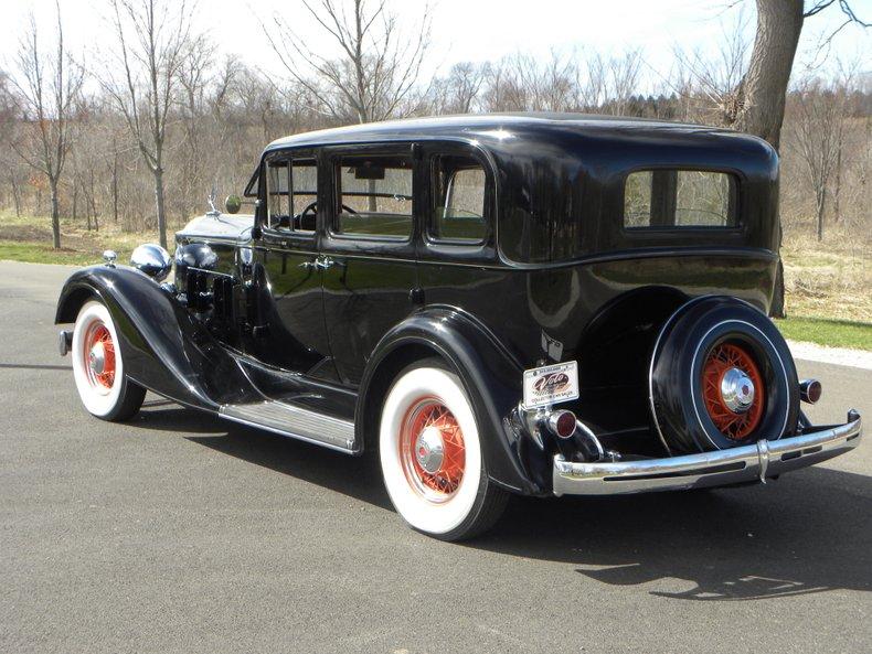 1934 Packard 1100 30
