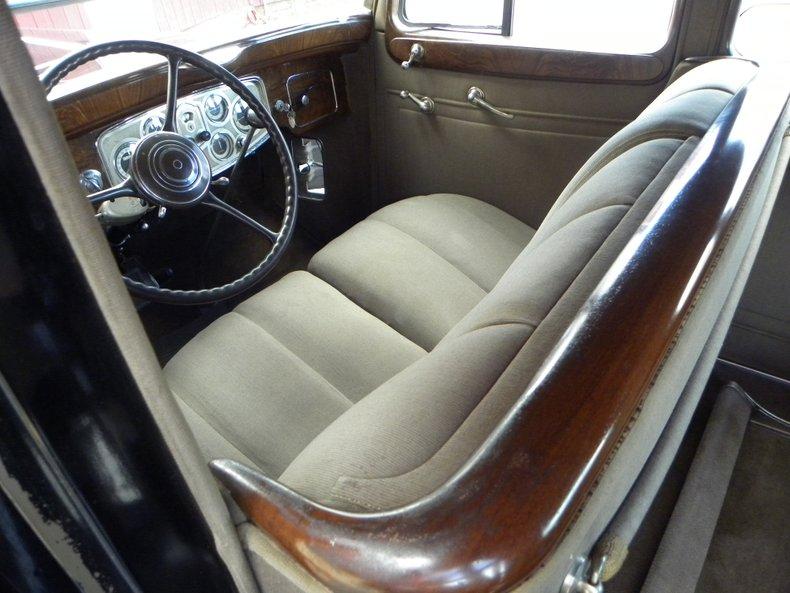 1934 Packard 1100 50