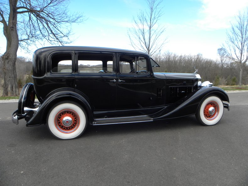 1934 Packard 1100 79