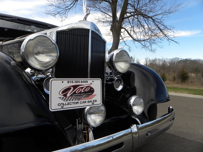 1934 Packard 1100 85