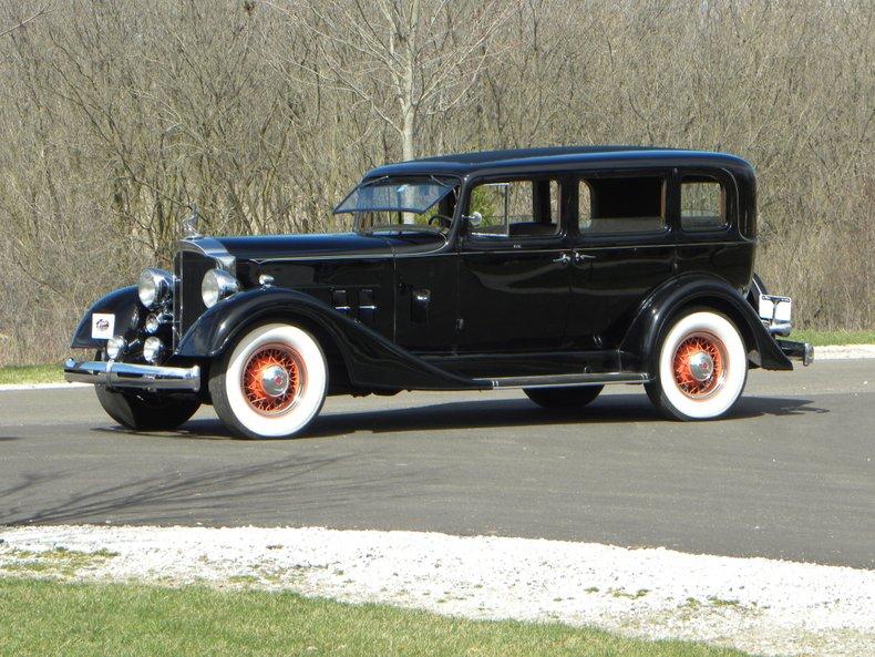 1934 Packard 1100 96