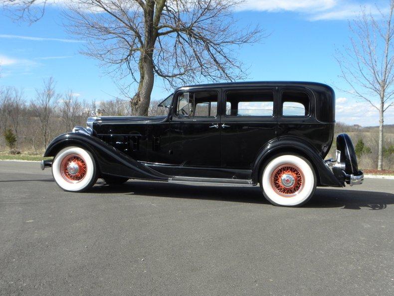 1934 Packard 1100 100