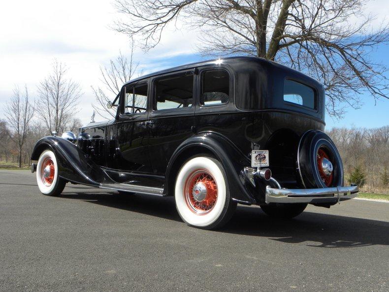 1934 Packard 1100 101