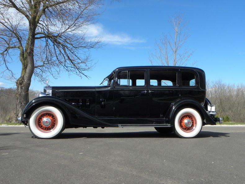 1934 Packard 1100 99