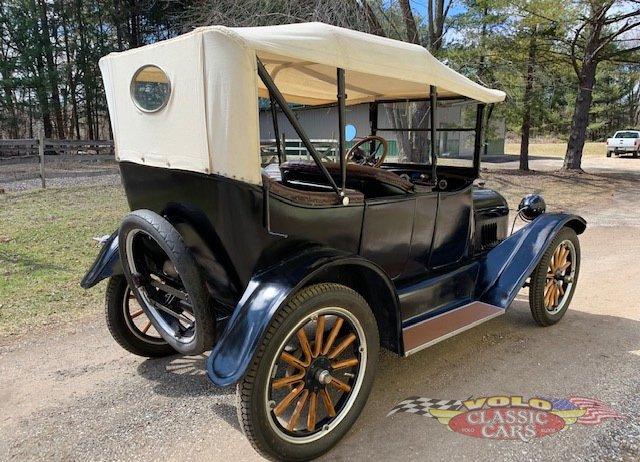 1917 Chevrolet Model 490