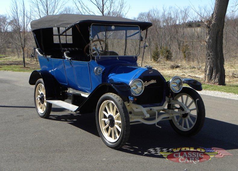 1914 Overland Model 79