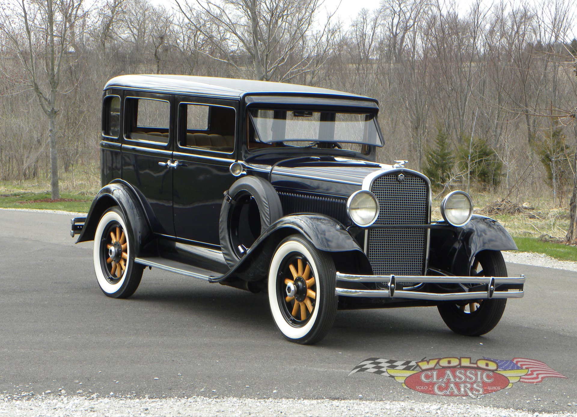 1931 essex model e 4 dr touring sedan
