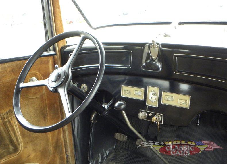 1931 Essex Model E