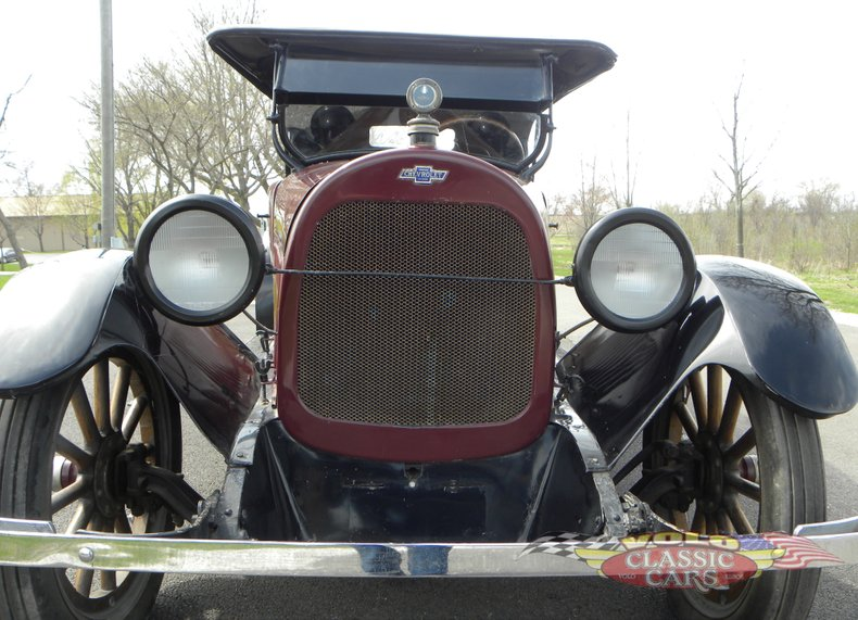 1922 Chevrolet Series FB