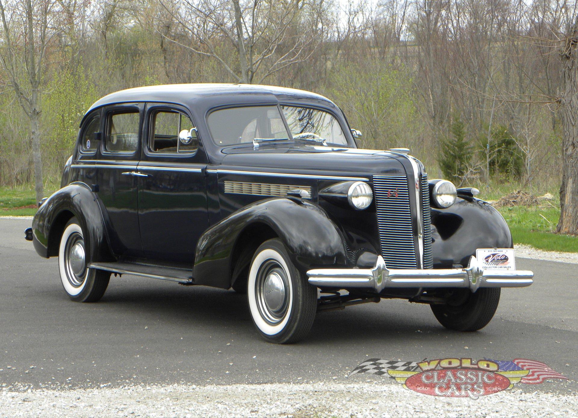 1937 buick special 4 door sedan