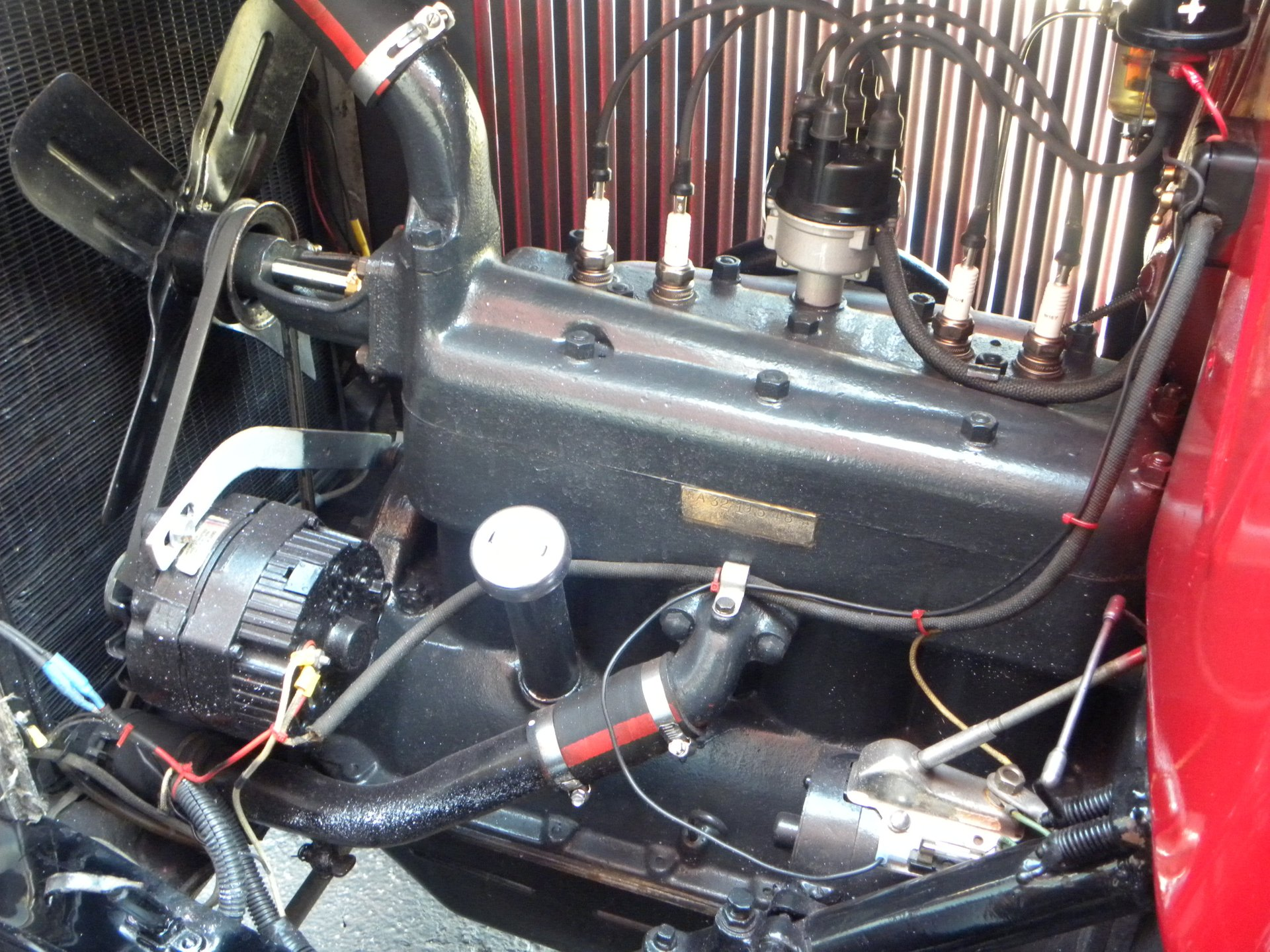 58 1930 ford model a