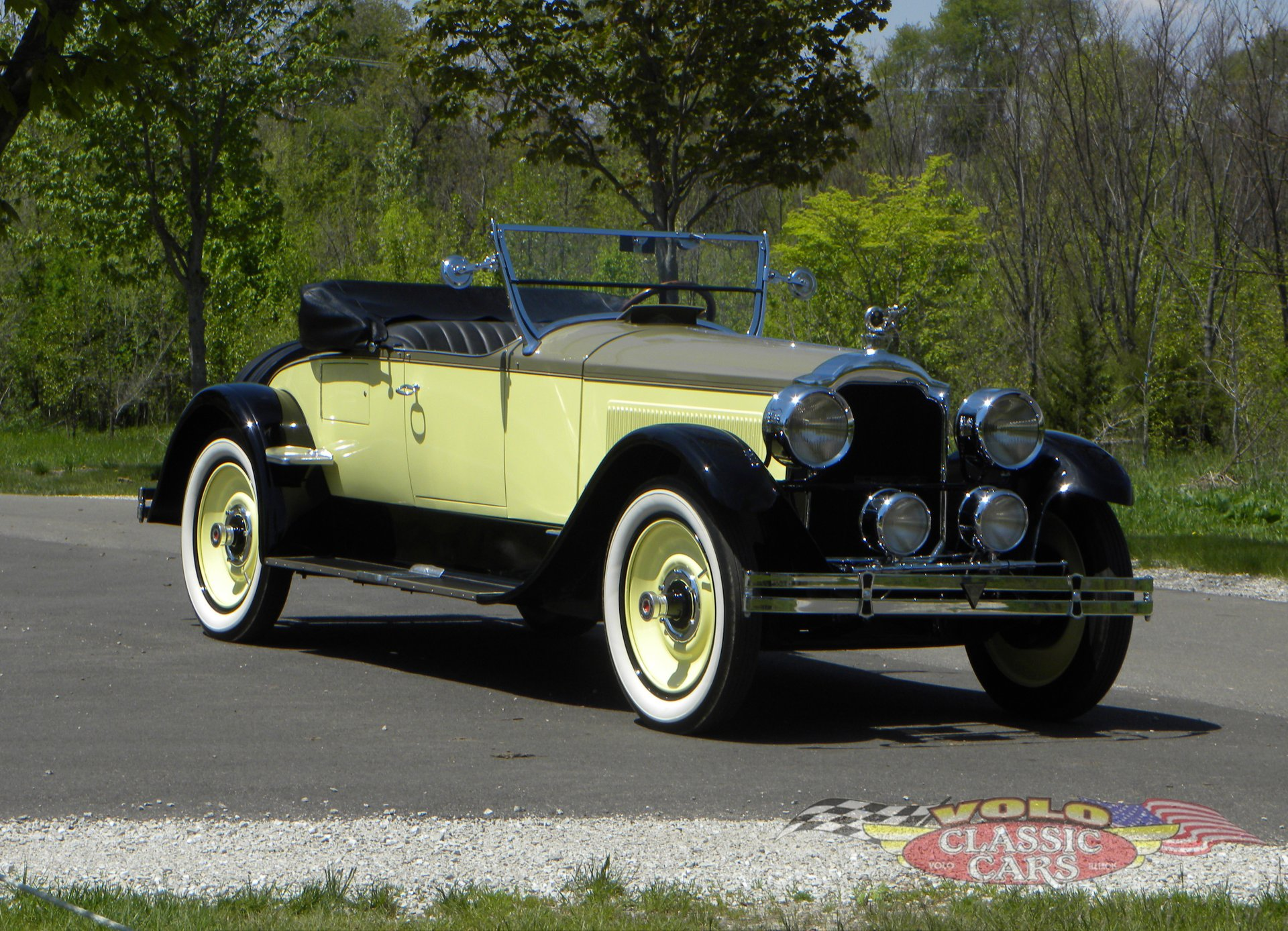 1924 packard series 136 roadster