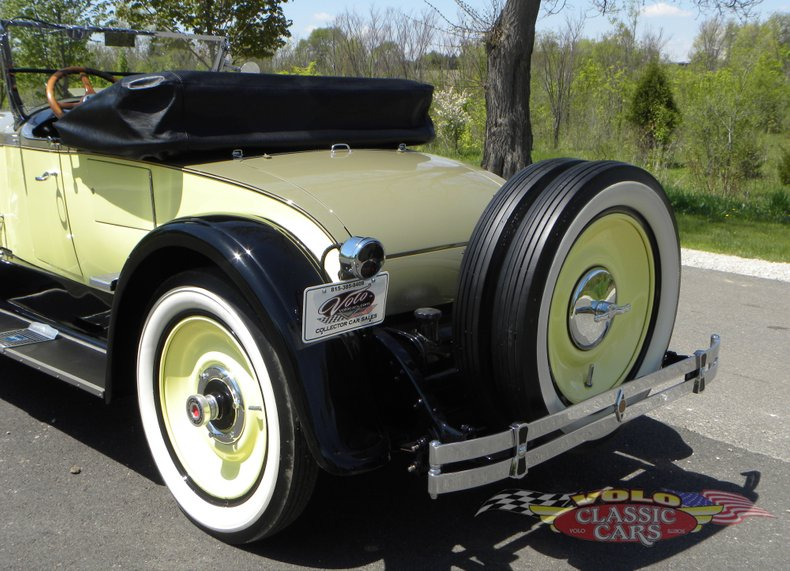 1924 Packard Series 136