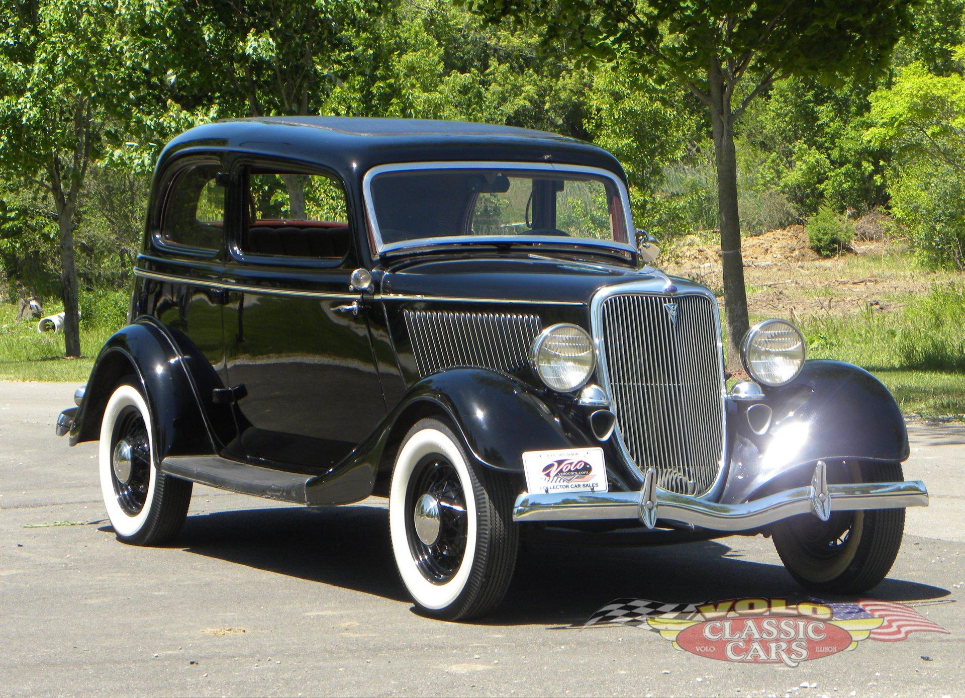1934 ford model 40 victoria deluxe