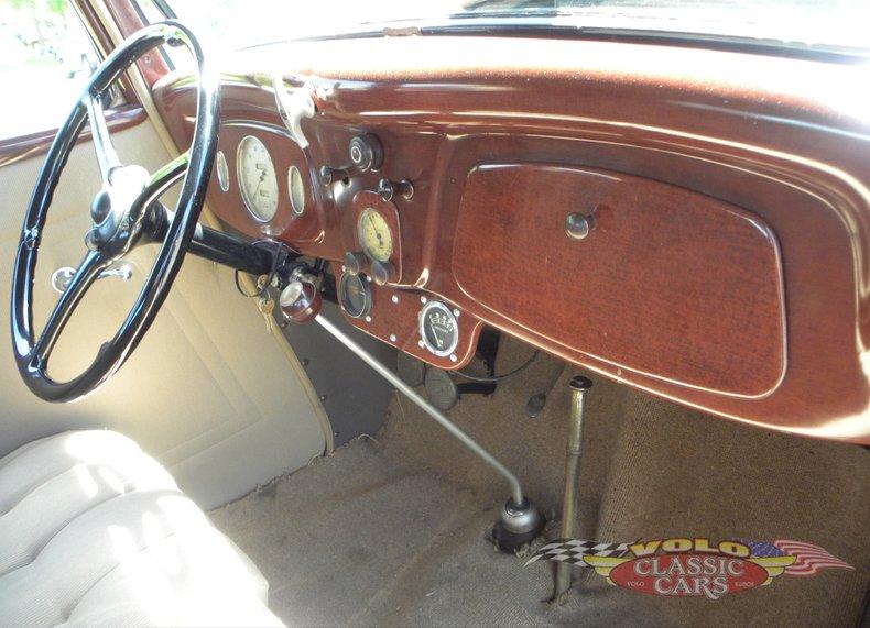 1934 Ford Model 40