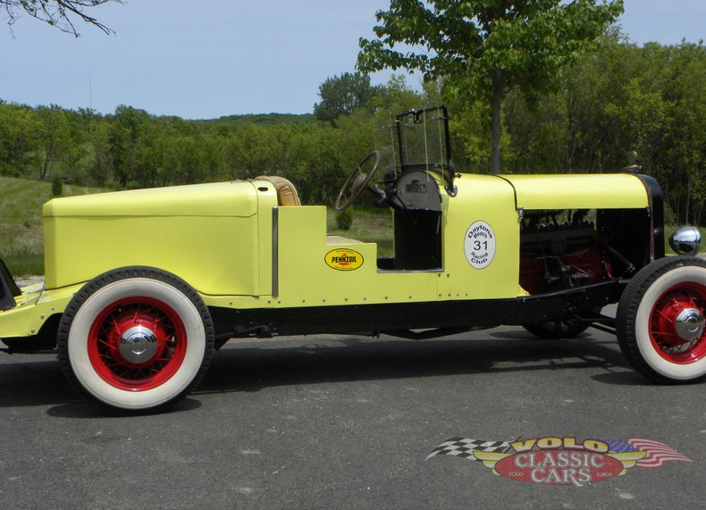 1932 Plymouth Flever