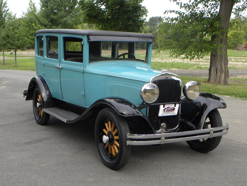 1929 Plymouth Model U