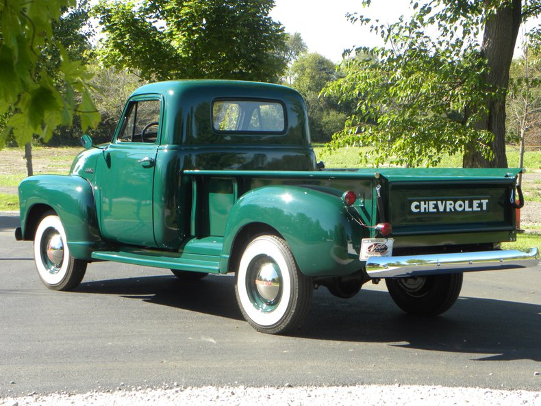 1951 Chevrolet JR Series