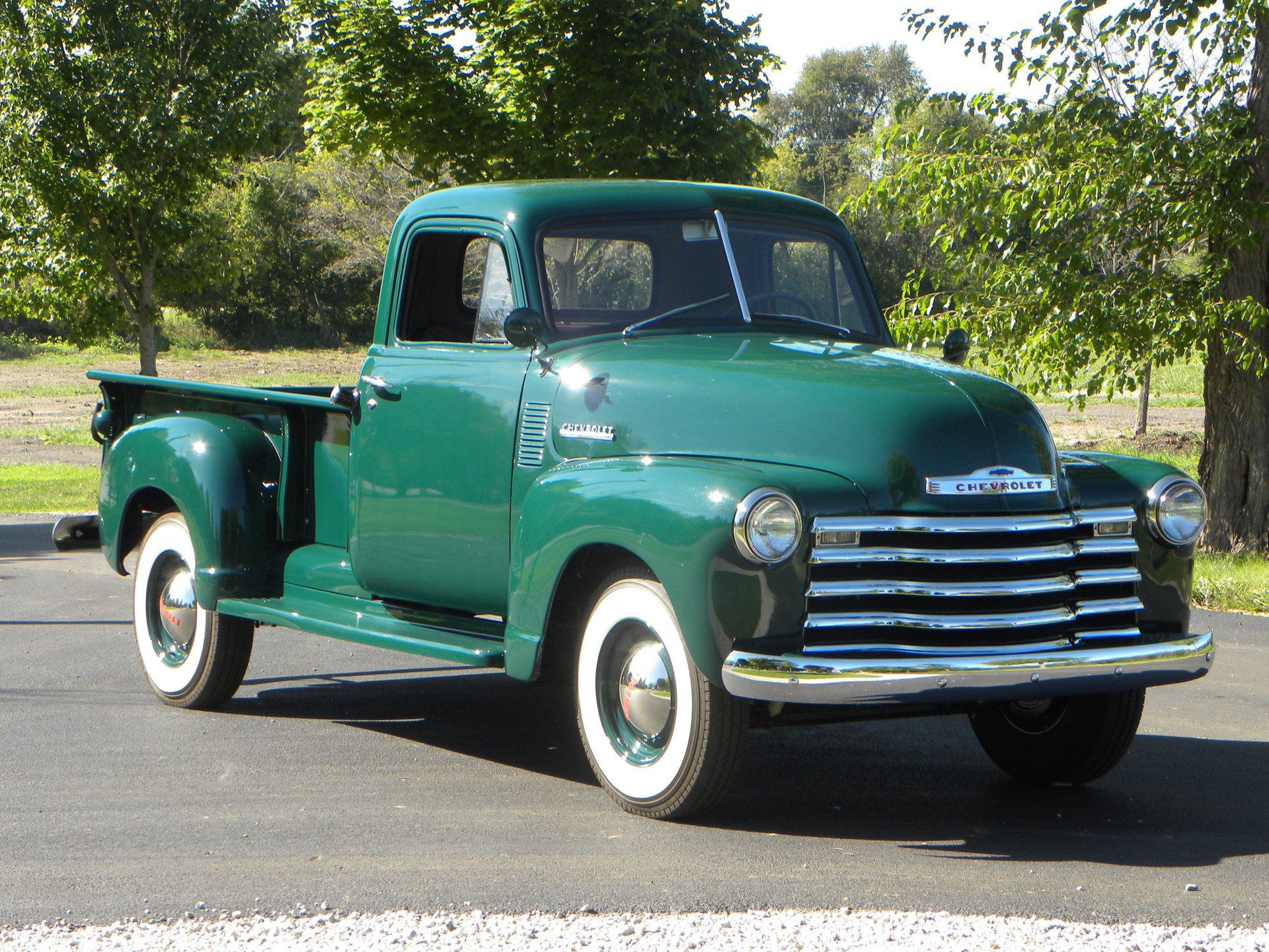 1951 chevrolet jr series 3600