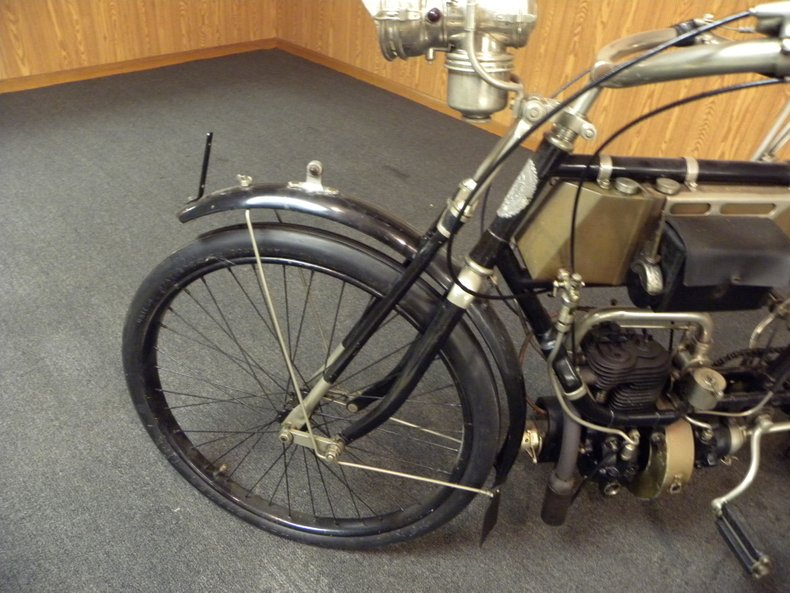1910 Fabrique Nationale Motorcycle