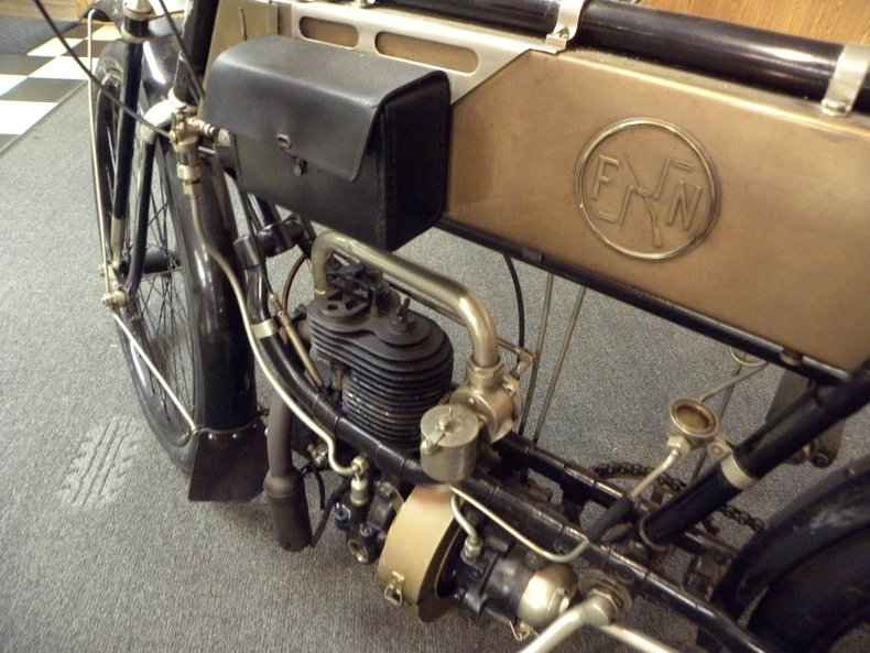 1907 Fabrique Nationale Motorcycle