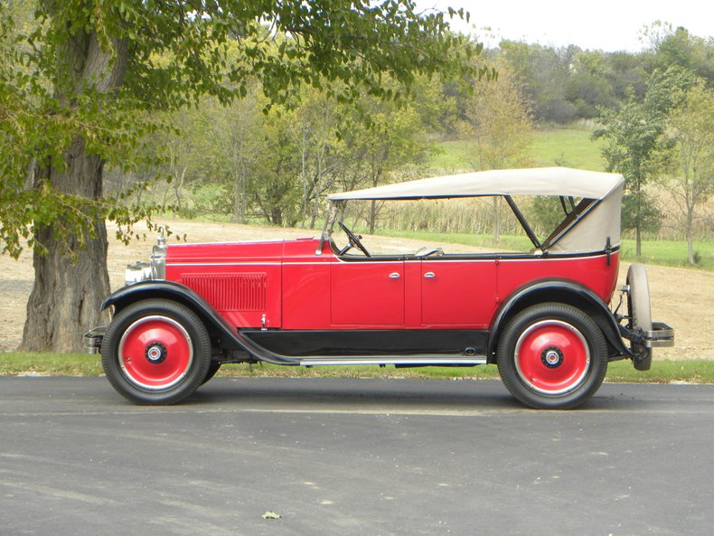 1923 Packard Single 6