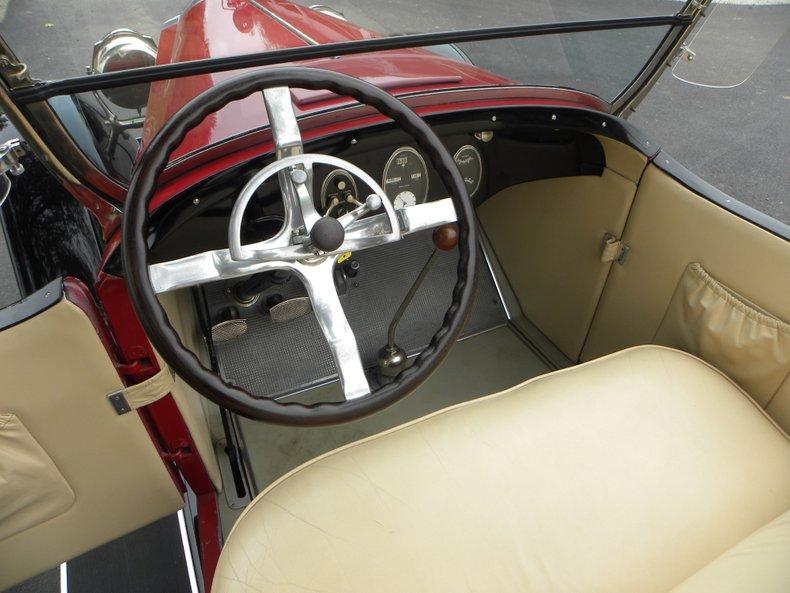 1923 Packard Single 6