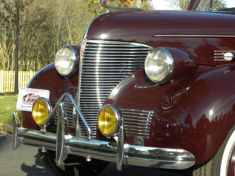 1939 Chevrolet Master 85