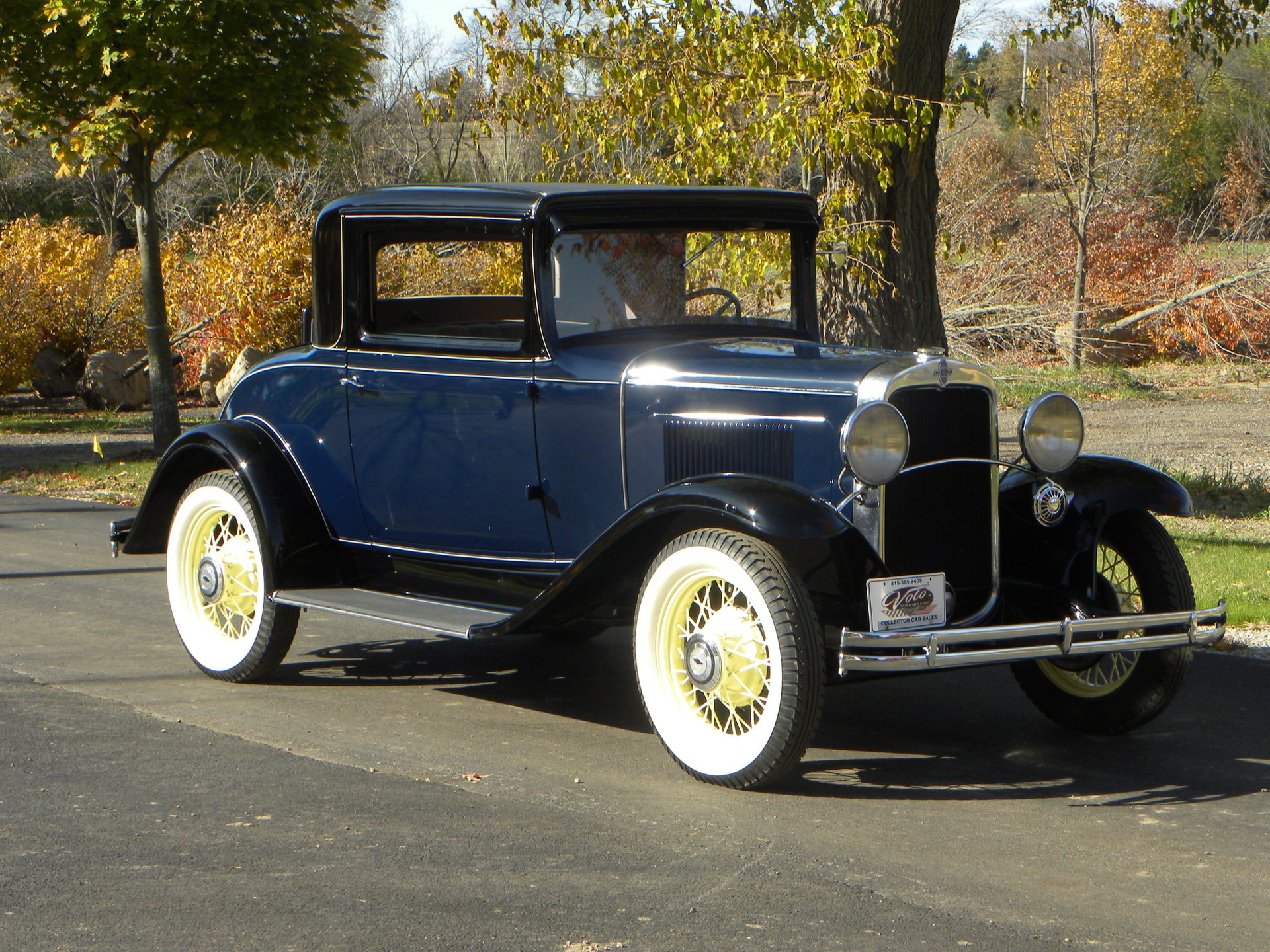 1931 chevrolet 5 ae coupe independent series