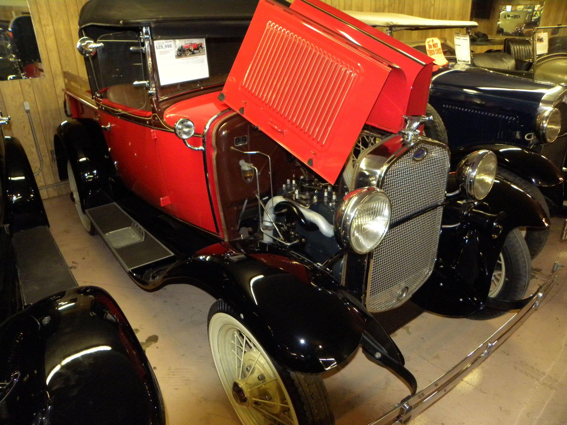1930 ford model a 76b roadster pickup