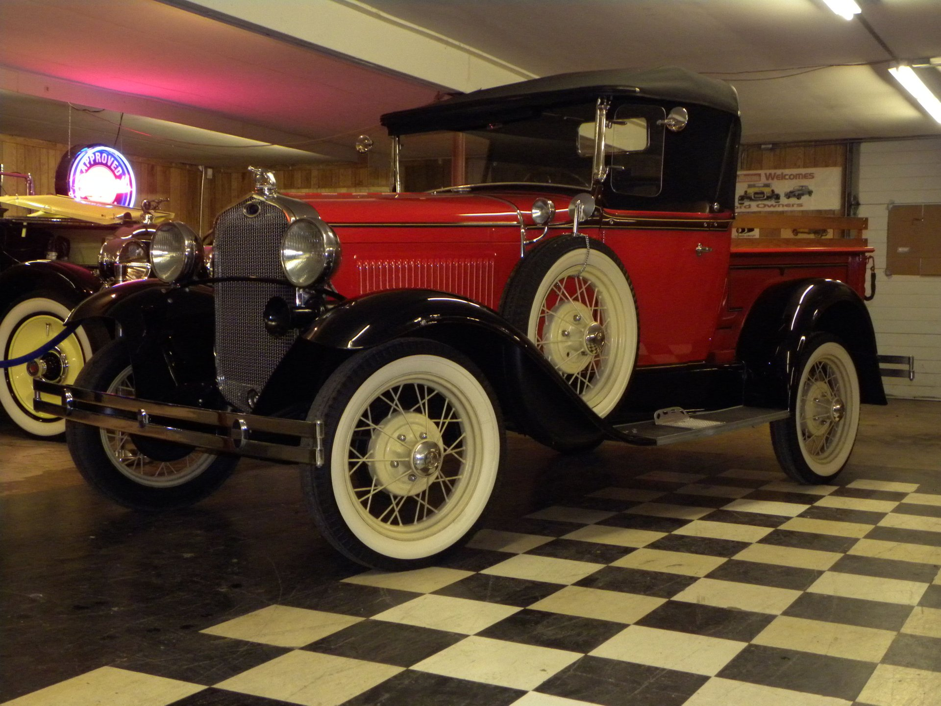 1930 ford model a 76b roadster pickup