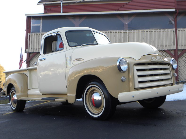 1953 GMC 5 Window