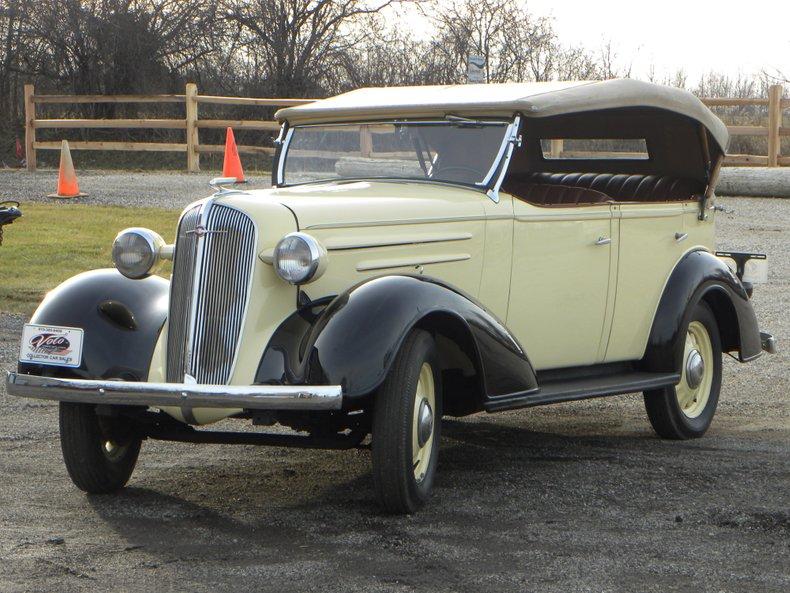 1936 Chevrolet Phaeton