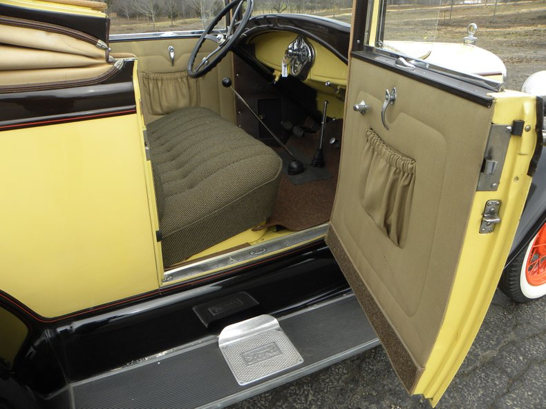 1929 Ford 68-A