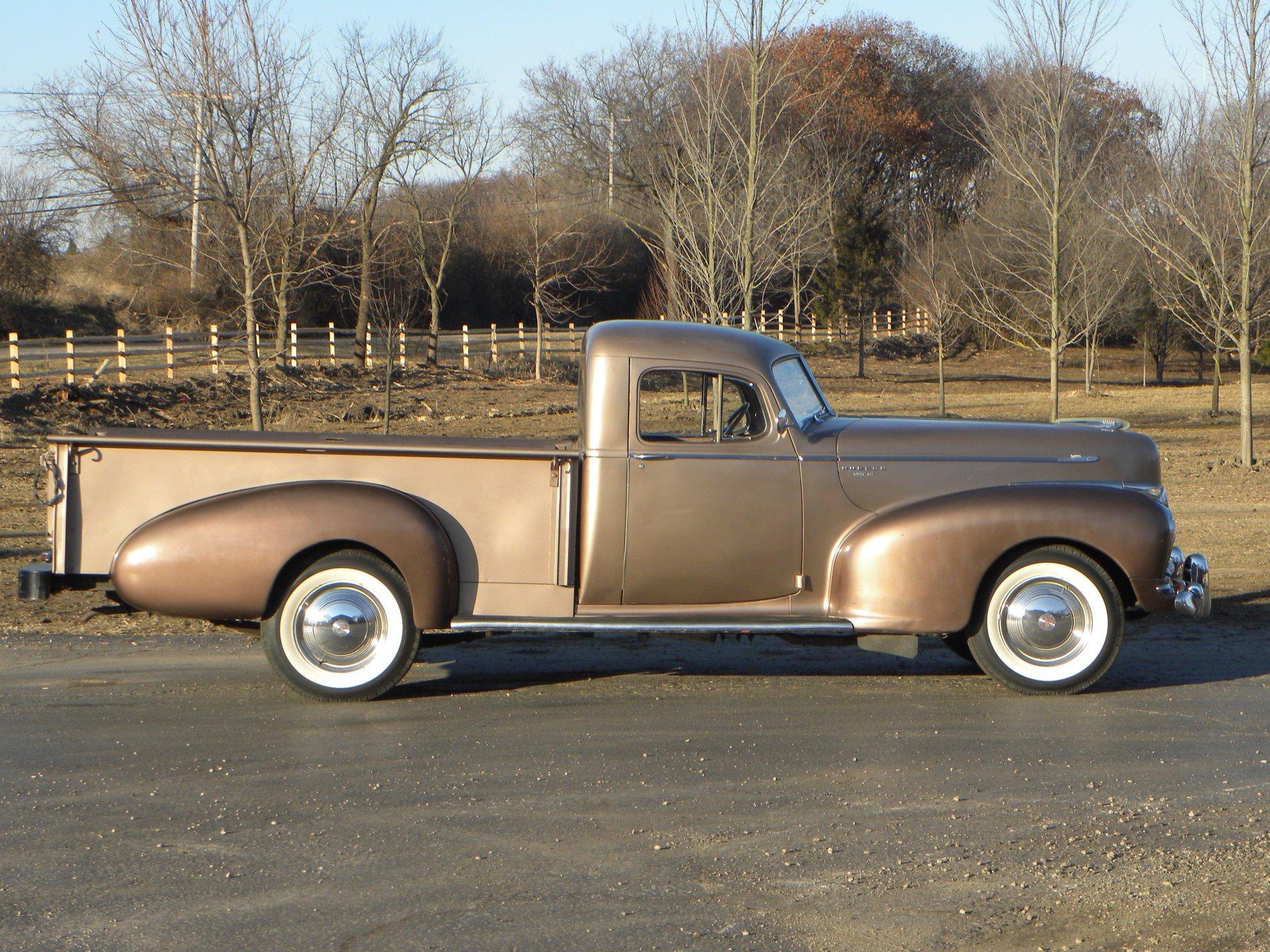 1947 hudson series 178 3 4 ton pickup super 6