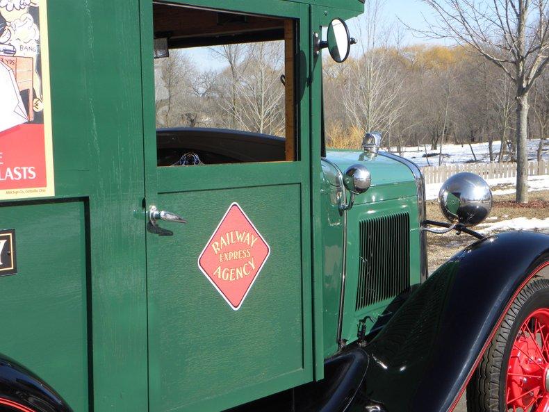 1930 Ford Railway