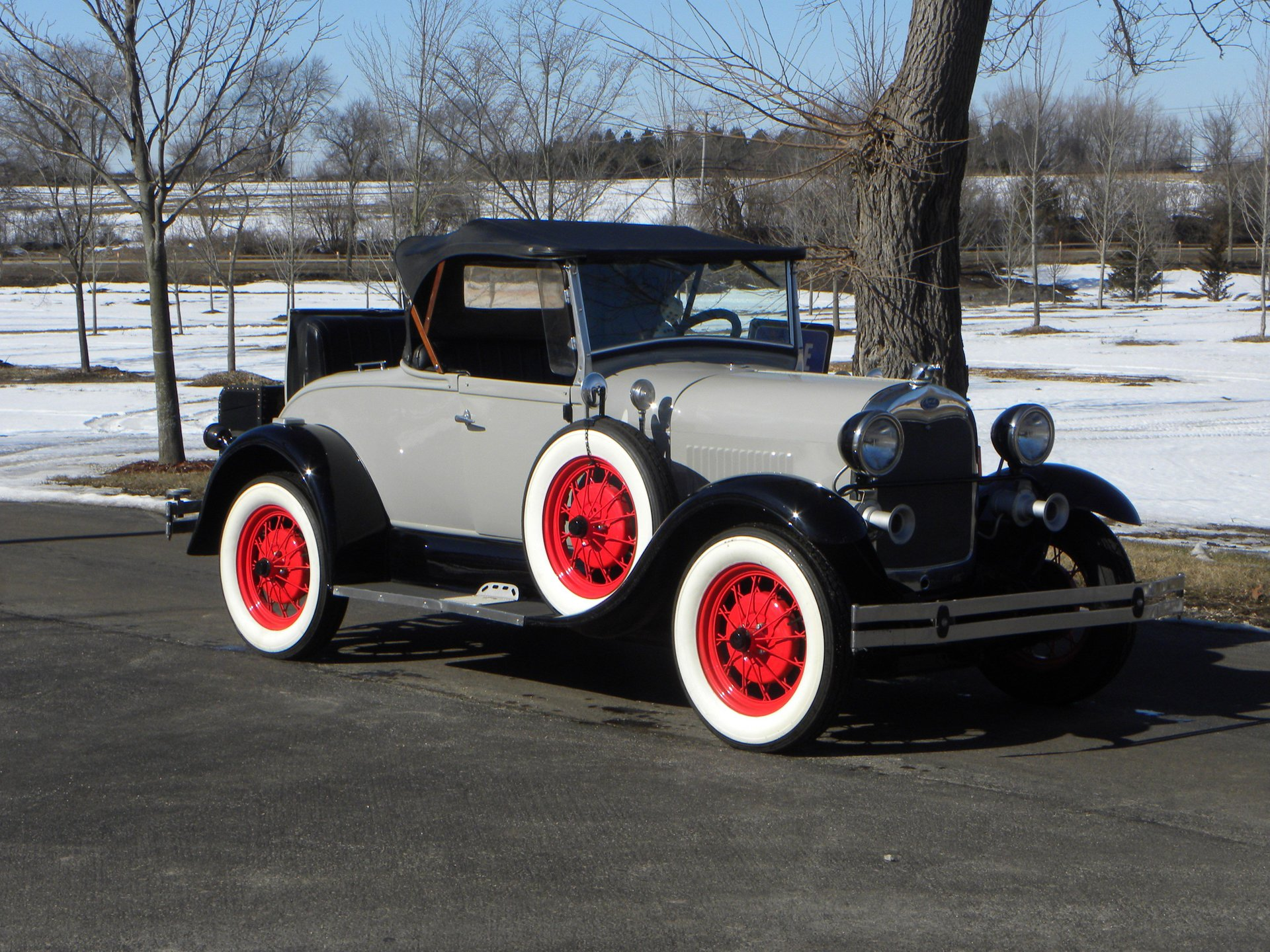 1980 ford model a shay roadster