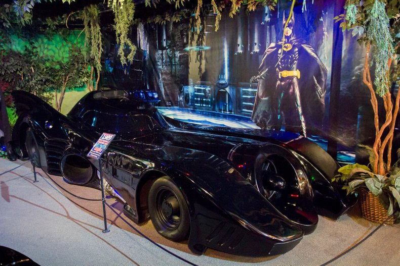 1989 Batmobile Keaton Batmobile