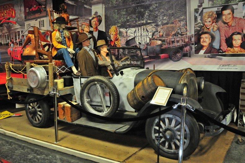 1921 Oldsmobile