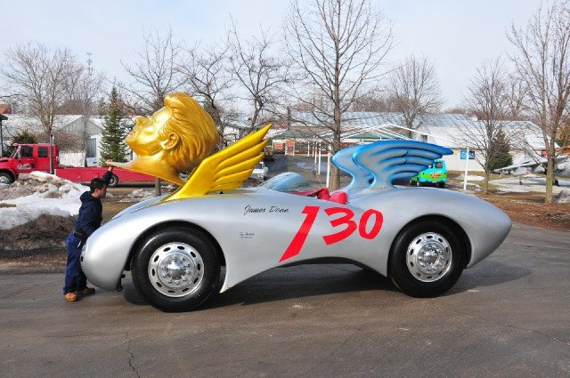 1955 Porsche 550