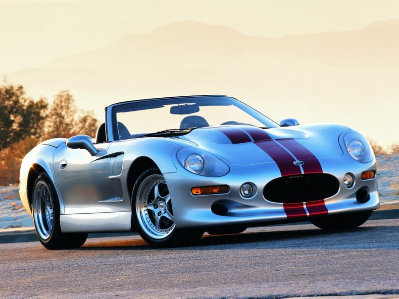 1999 Shelby Series 1