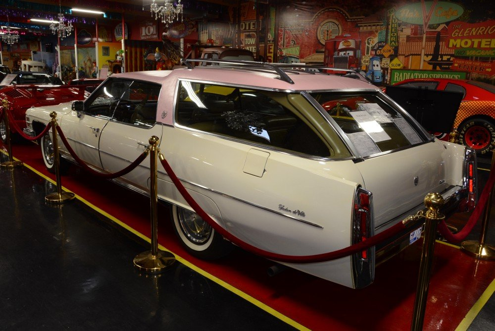 1974 cadillac deville station wagon