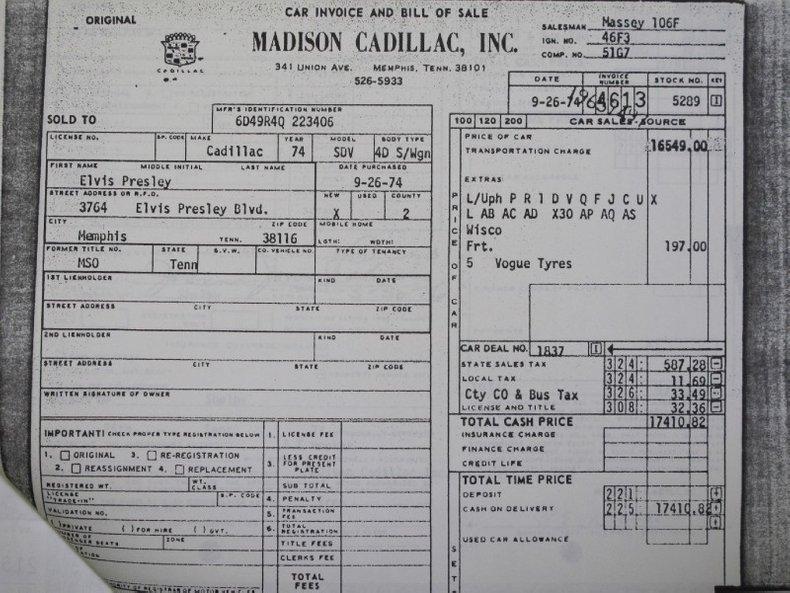 1974 cadillac deville volo auto museum