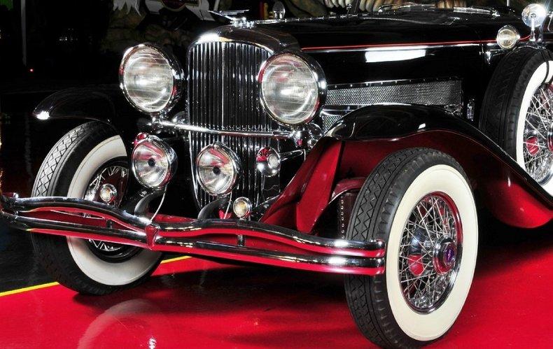 Duesenberg II Murphy Body Roadster