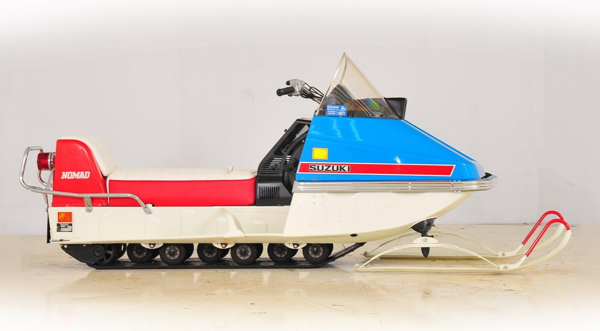 1973 suzuki nomad 340