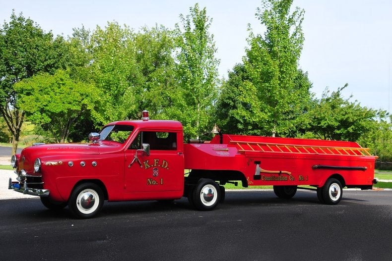 1951 Crosley Fire Engine