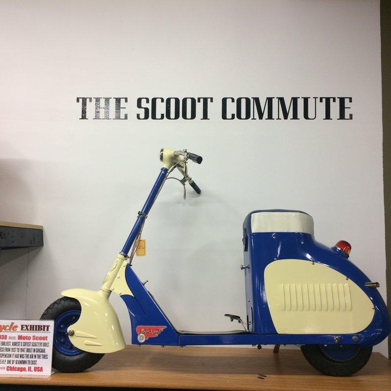1938 American Moto-Scoot